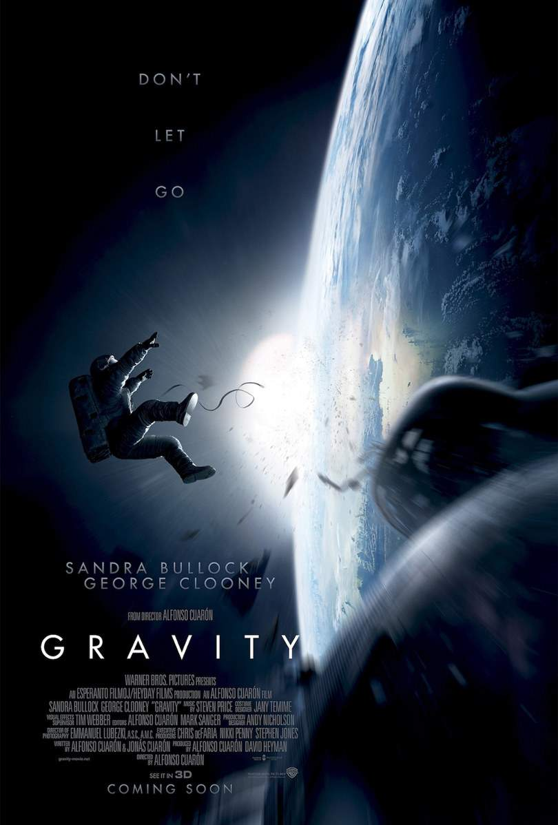 Gravity – Houston, we have a wonderful movie
