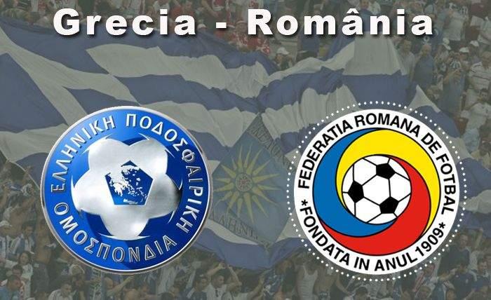 Zece lucruri despre partida Grecia-România