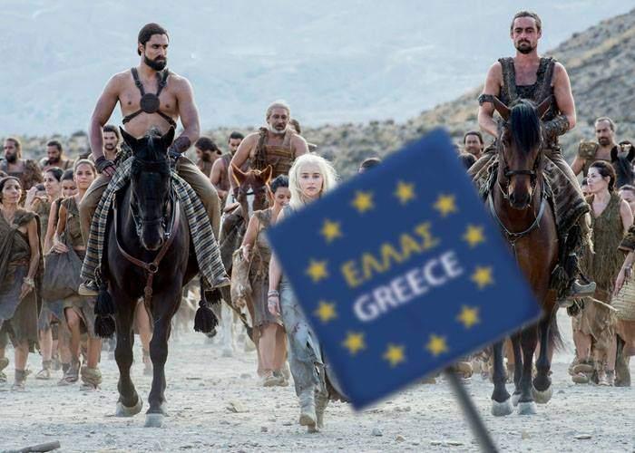 Credeaţi că sirienii sunt o problemă? În Grecia au fost văzuţi debarcând 100.000 de dothraki