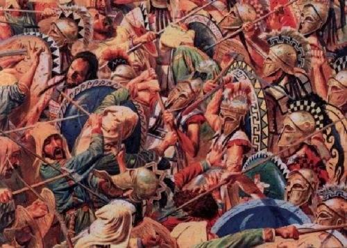 Grecii cer despăgubiri de război nu doar de la nemţi, ci şi de la perşi