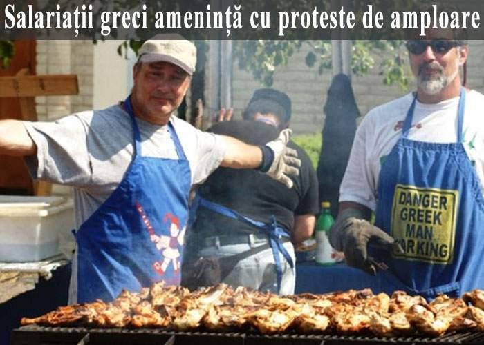 Grecia, obligată de FMI să introducă săptămâna de muncă de 3 zile