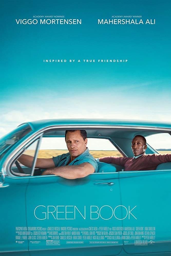 Green Book (2018) – Play it again, Don
