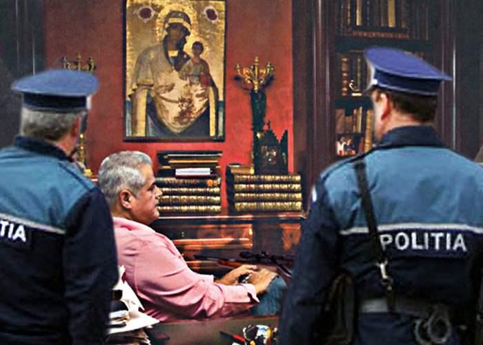 Zece greşeli ale poliţiştilor care s-au dus să-l ridice pe Năstase
