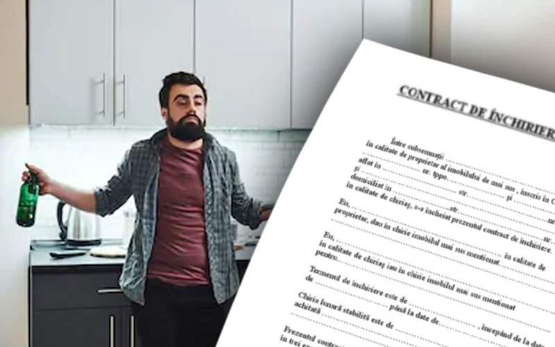 Un clujean beat a greșit apartamentul și trebuie să dea 400 euro chirie pentru o noapte