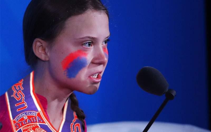 "Greta Thunberg, un discurs și mai vehement: ""FCSB nu e Steaua!"""