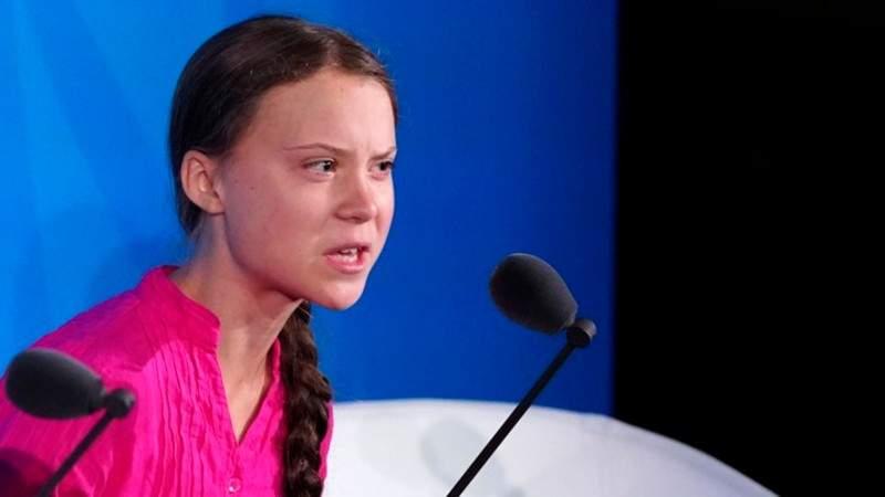 Adevărul despre nervii Gretei Thunberg. Tocmai ieşise dintr-un sediu ANAF