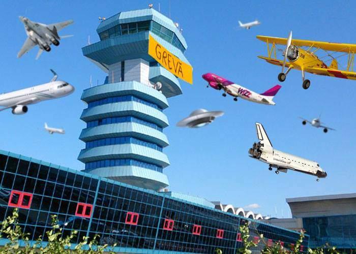 11 lucruri despre greva controlorilor de trafic aerian
