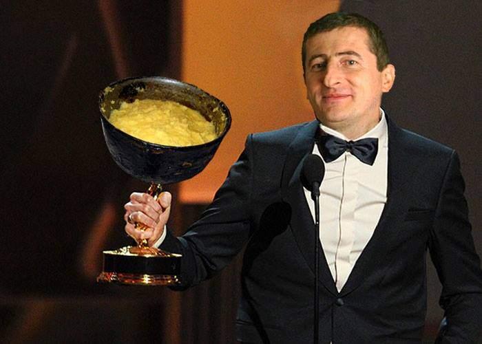 """Recunoaștere internațională! Scriitorul Grigore Cartianu a primit prestigiosul premiu """"Polenta"""""""