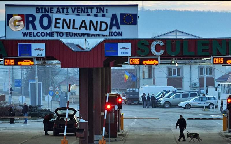România îşi schimbă numele în Roenlanda, că poate îl păcălim pe Trump să ne cumpere