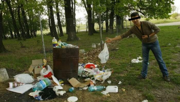 O firmă de catering îţi aduce grătarul acasă şi duce și gunoiul în pădure