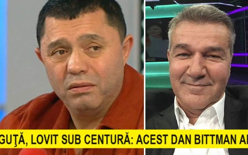 """Jigniri incalificabile la adresa lui Nicolae Guţă: """"Acest Dan Bittman al manelelor"""""""