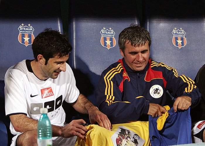 """Troc murdar oferit microbiștilor: """"Îl grațiem pe Popescu dacă-l puneți pe Hagi antrenor la Națională"""""""