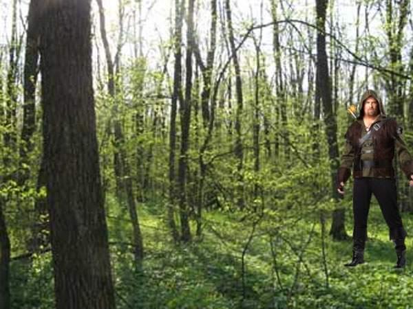 Semne că natura îşi revine! În pădurea Băneasa au reapărut haiducii