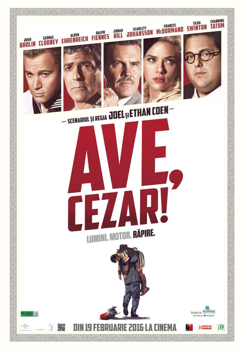 Hail, Caesar! (2016) – Hail, Hollywood!