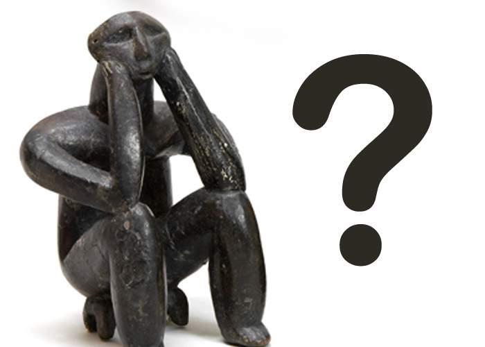 Poza zilei: Arheologii au descoperit ce îl preocupa pe Gânditor! Piesa lipsă de la Hamangia
