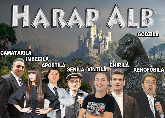 10 personaje din Harap-Alb despre care nu ştiai că există