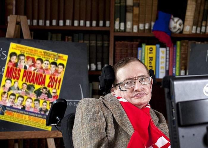 """Şoc în lumea ştiinţifică! Stephen Hawking publică volumul """"10 manele care mi-au influenţat cariera"""""""