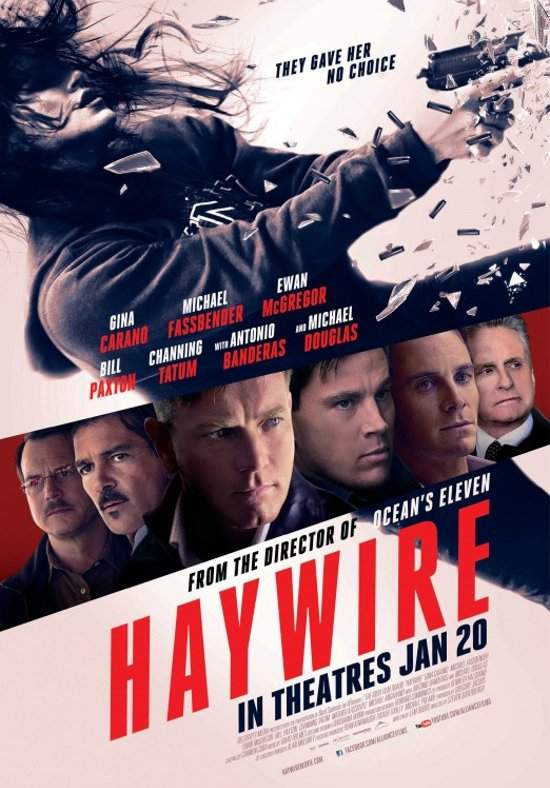 Haywire – No sex, a lot of lies and the video-disaster