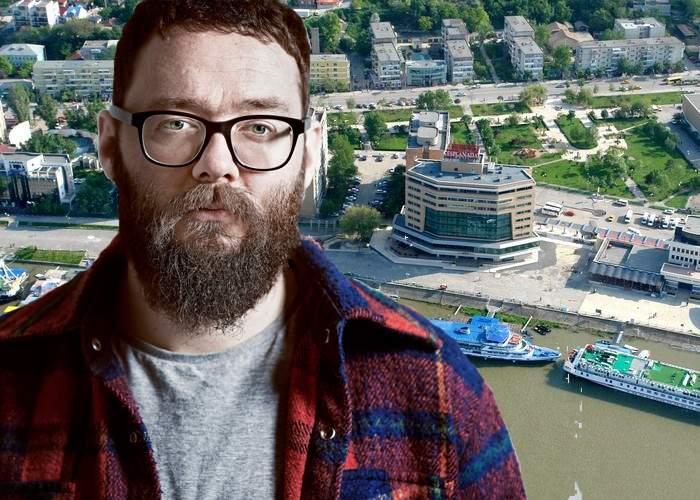 Un hipster din Galaţi e atât de snob că nu urăşte brăilenii, ci buzoienii