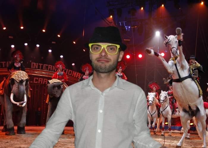 Schimbări în lumea circului! Clovnii vor fi înlocuiți cu hipsteri