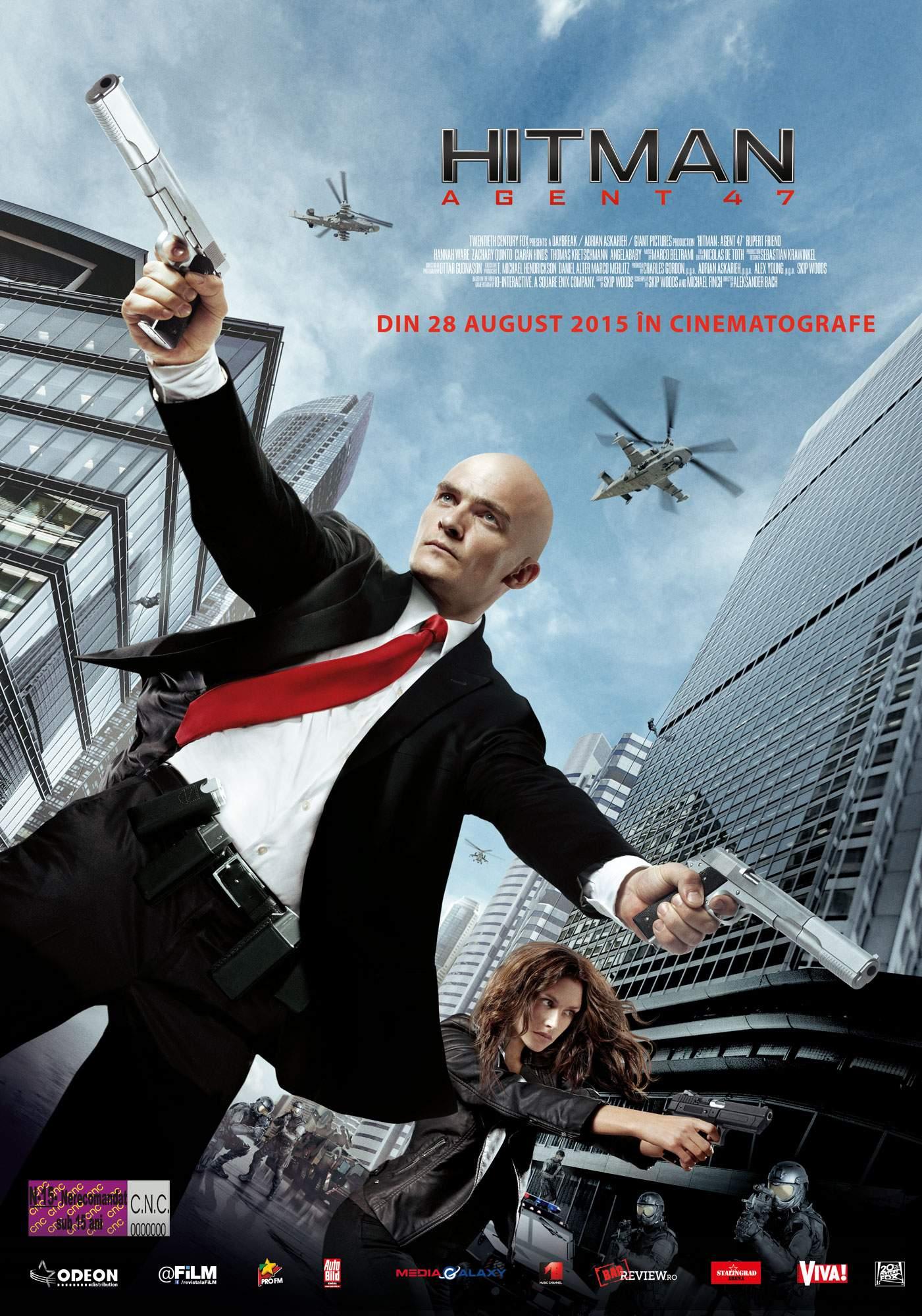 Hitman: Agent 47 – Nu găuriți și scenariul!