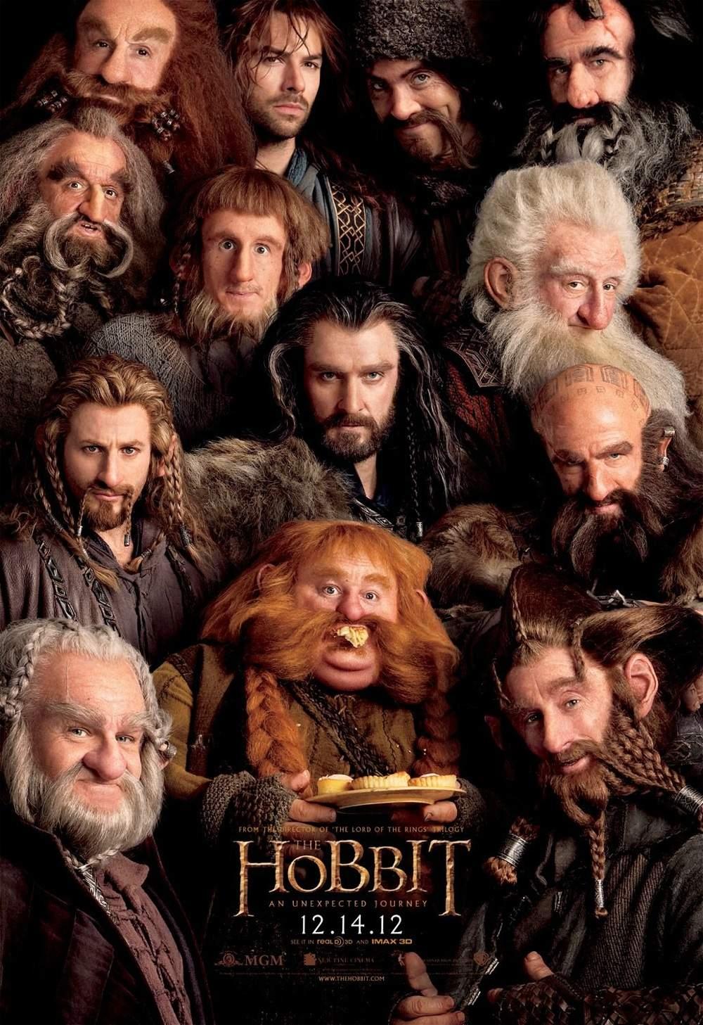 The Hobbit – An Unexpected Journey – Stăpânul belelelor!