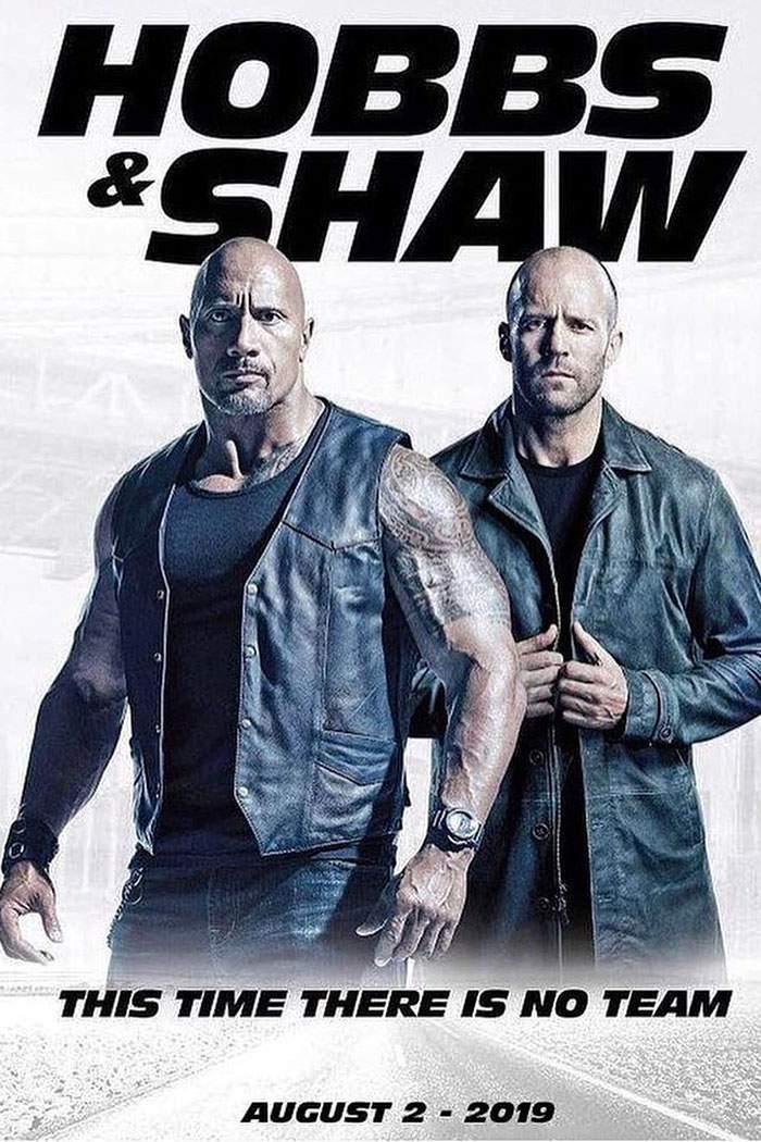 Fast & Furious Presents: Hobbs & Shaw 3D (2019 – Statham, mai dă la capace!