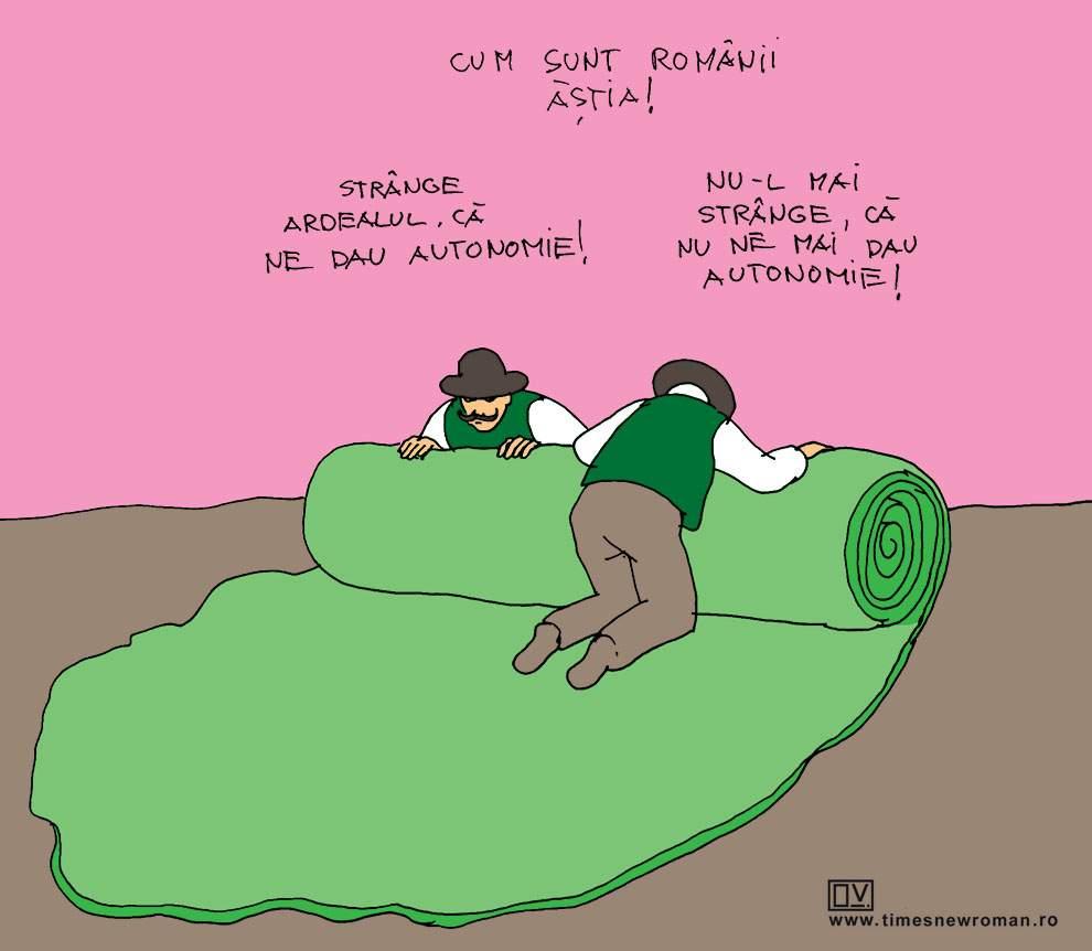 Hotărăşte-te, române!