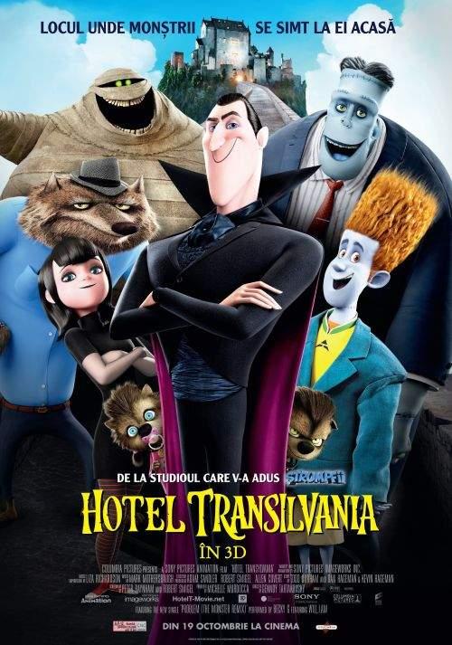 Hotel Transylvania – Munţii noştri monştri poartă…
