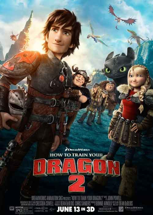 How to Train Your Dragon 2 – Cum să dai clasă tuturor