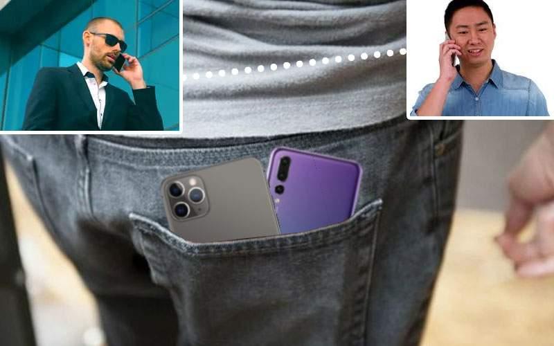 Schimb de informaţii SUA-China! Un român şi-a ţinut iPhoneul şi Huaweiul în acelaşi buzunar