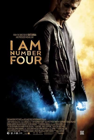 I Am Number Four – Exterminaţi-i, fără număr, fără număr!