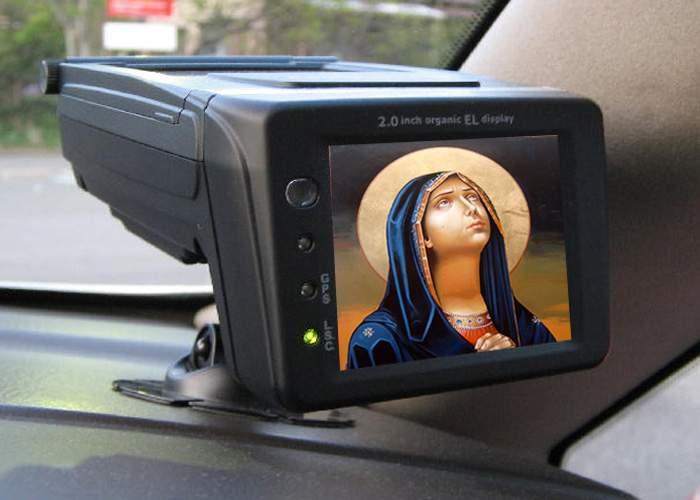 În atenţia şoferilor! Au apărut iconiţele de maşină care lăcrimează când simt radarul