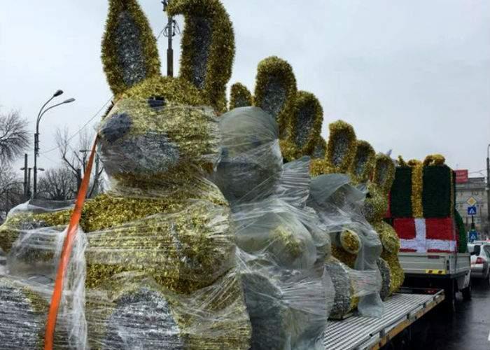 Tot mai mulţi bucureşteni îşi cumpără iepuri aurii, că se închiriază cu mai mulţi bani decât un apartament