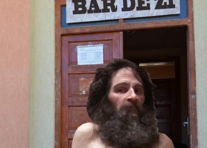 Efectele legii anti-fumat! Un român a ieşit aseară din cârciumă pentru prima oară în 25 de ani