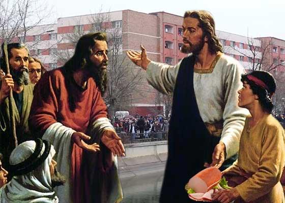 I se spune Iisus din Regie! Un student a hrănit tot campusul cu cinci pâini și două rude de parizer