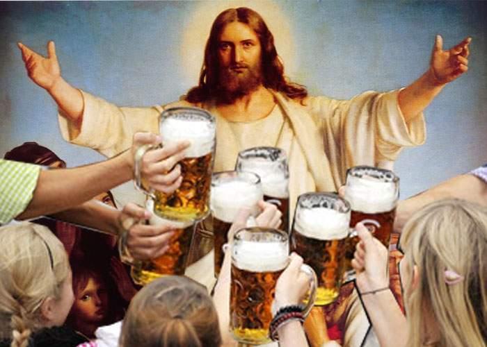 Un român l-a primit pe Iisus în inima lui, în speranţa că-i dă ceva de băut