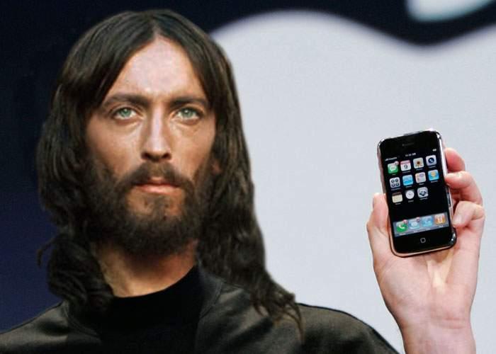 """Fanii Apple, dezamăgiţi de filmul Jobs: """"Steve trebuia jucat de Iisus, nu de Ashton Kutcher"""""""