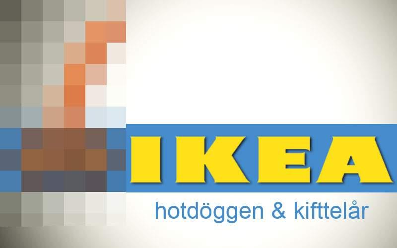 Noul logo IKEA, format din două chiftele şi un hotdog, a intrat în vizorul CNA