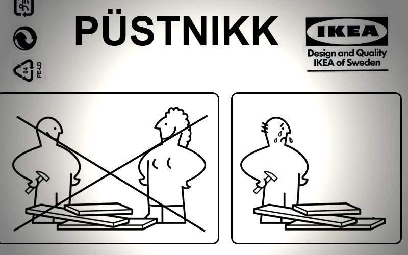 Ikea lansează un pat pentru divorţaţi, pe care îl poţi monta singur în timp ce plângi