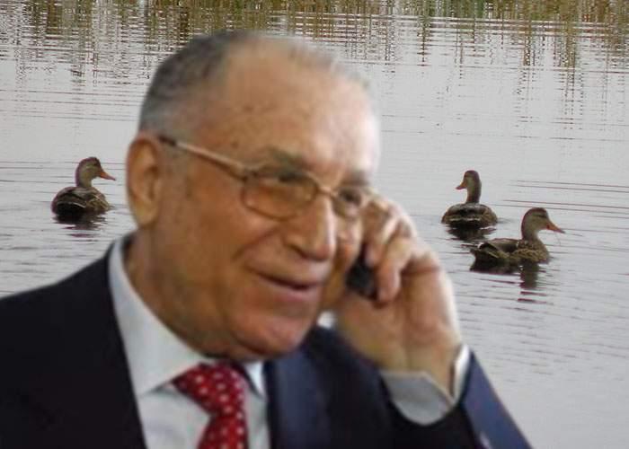 Cum scăpa Iliescu de americanii care îi ascultau telefonul: Vorbeam engleză, să nu înţeleagă nimic