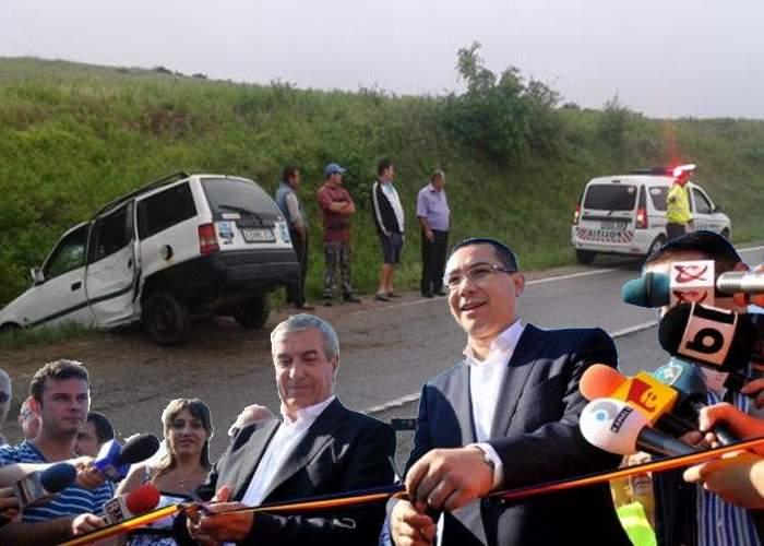 O minunăţie! Românii au venit de la sute de km pe şosele distruse pentru a vedea centura Sebeşului!