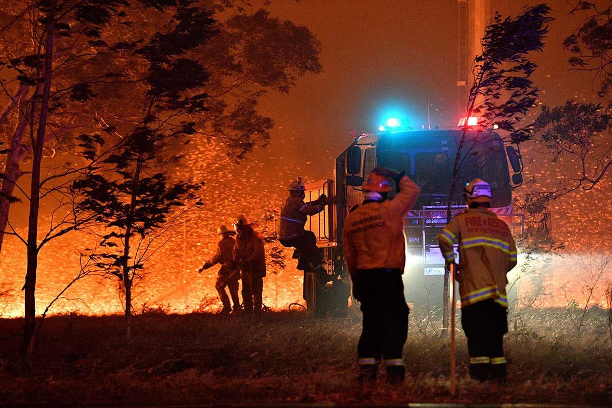 13 moduri în care România a încercat să ajute Australia cu incendiile alea