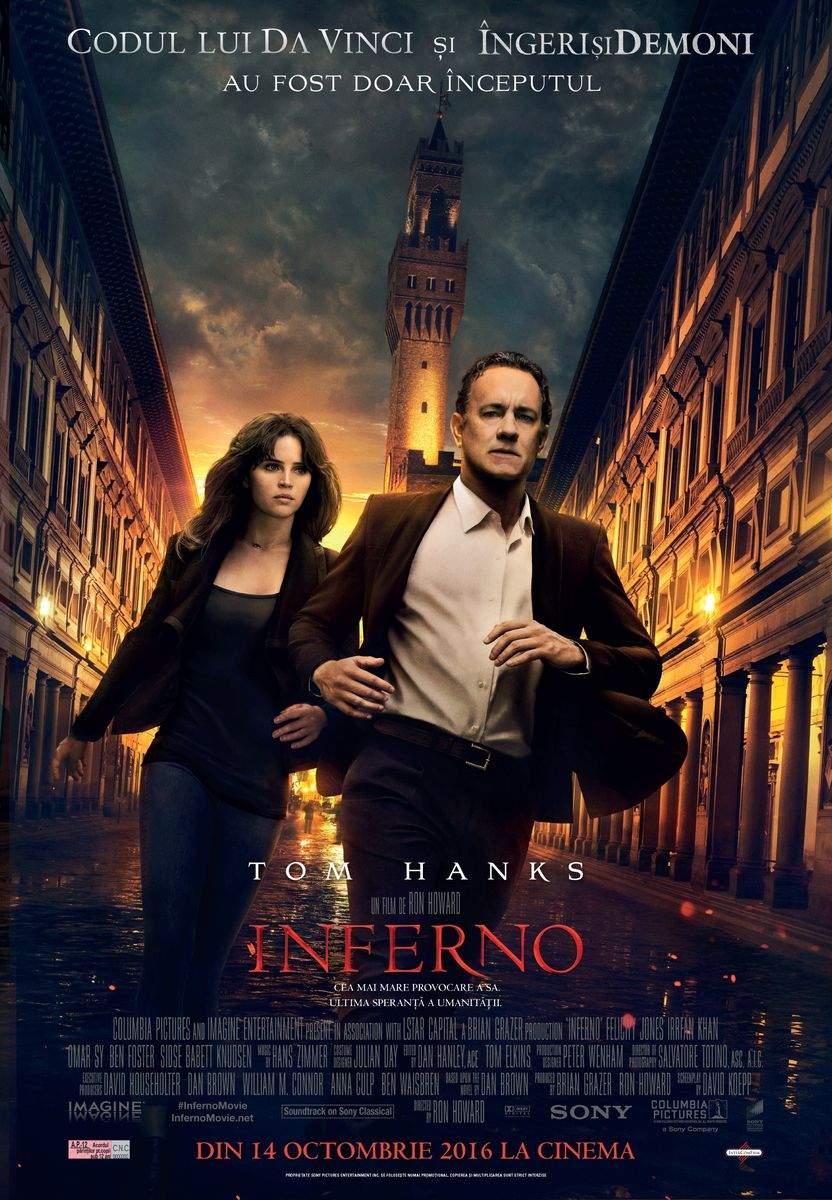 Inferno (2016) – Codul lui Da'ce naiba a fost asta