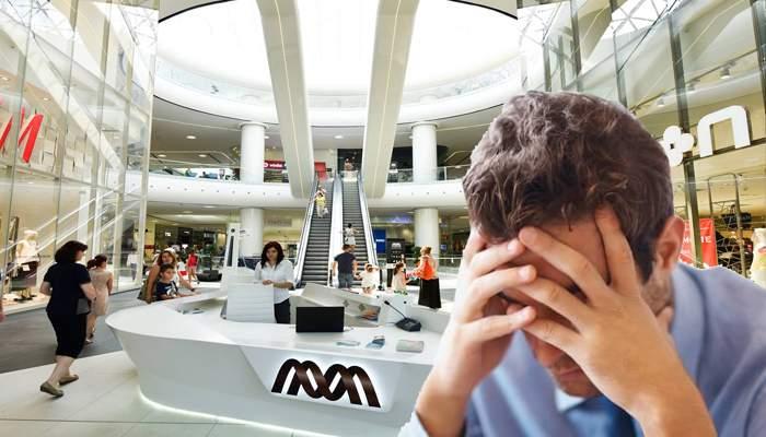 Studiu! La biroul de informaţii din mall cei mai mulţi întreabă dacă le-a văzut cineva soţia