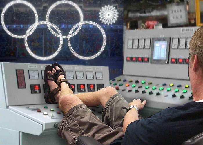Inginerul ardelean responsabil de al cincilea cerc olimpic: No, ar cam fi timpul să îl aprind