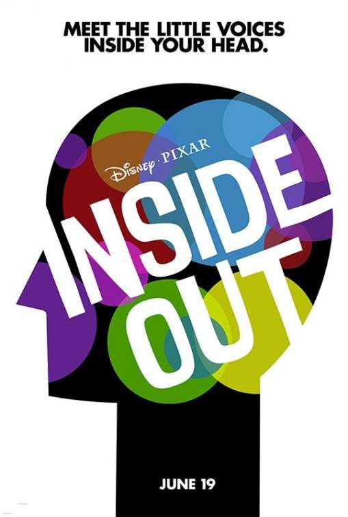 Inside Out 3D (2015) – Piticii de pe creier există!!!