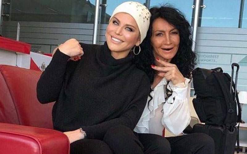 #nofilter! Loredana s-a pozat lângă Mihaela Rădulescu şi pare cu 30 de ani mai tânără