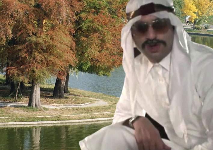 Un şeic arab sărac a cumpărat Insula Pensionarilor din parcul IOR