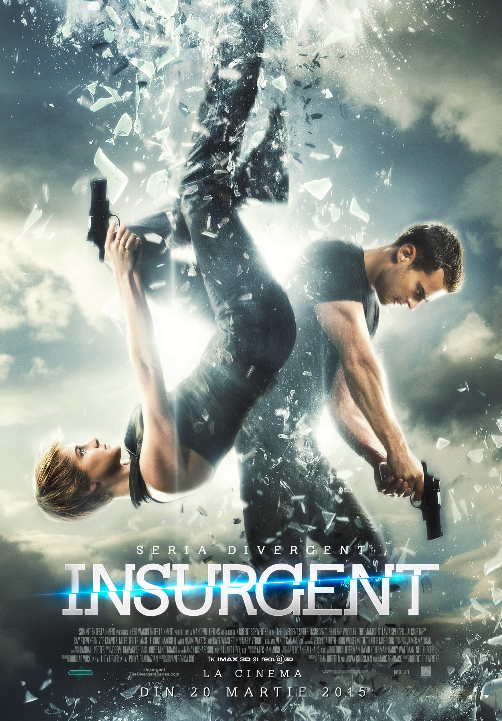 Insurgent – Corigent